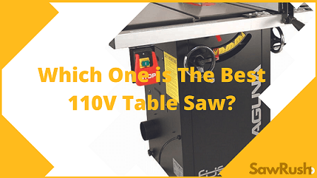 Which One is The Best 110V Table Saw?